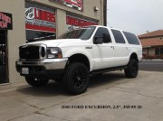 2000 EXCURSION