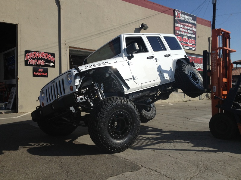 2013 Jeep Jku Rubicon Extreme Motorsports