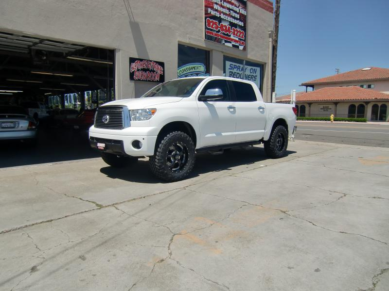 2010 Tundra 3 Lift 35 Tires 20 Wheels Extreme