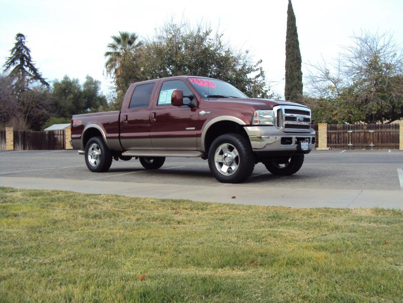 2006 F350 King Ranch Lifted 2006 Ford F250 4×4 King Ranch