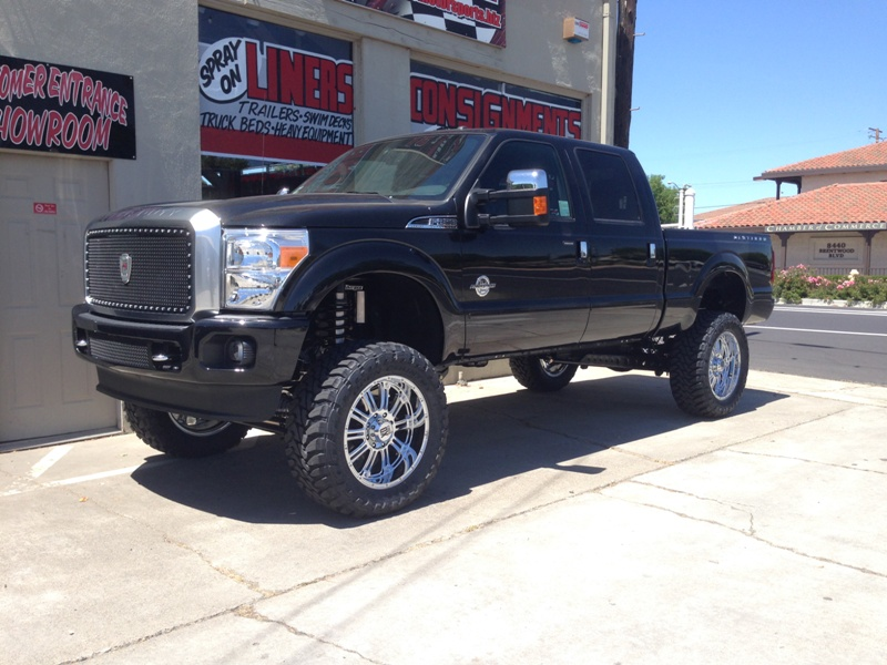 2014 Ford F250 8 Fabtech 37 S 20 S Extreme Motorsports