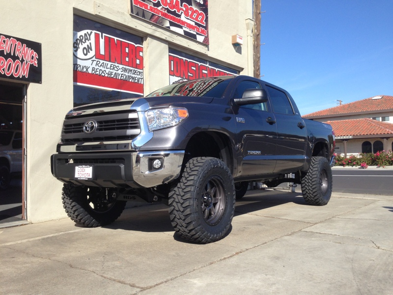 2015 Toyota Tundra 7 Bds 37 S 20 S Extreme Motorsports