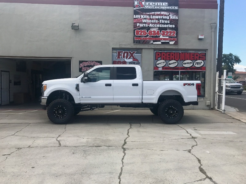 2017 Ford F250 6 Lift 37 S 18 S Extreme Motorsports