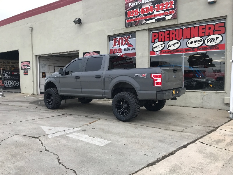 2018 Ford F150 6 Lift Kit 35 S 20 S Extreme Motorsports